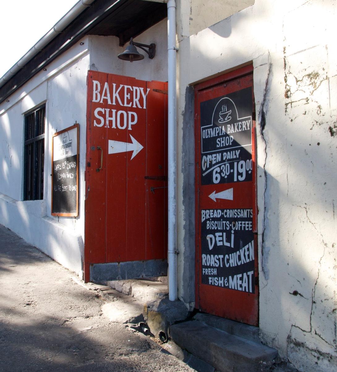 Olympia Bakery